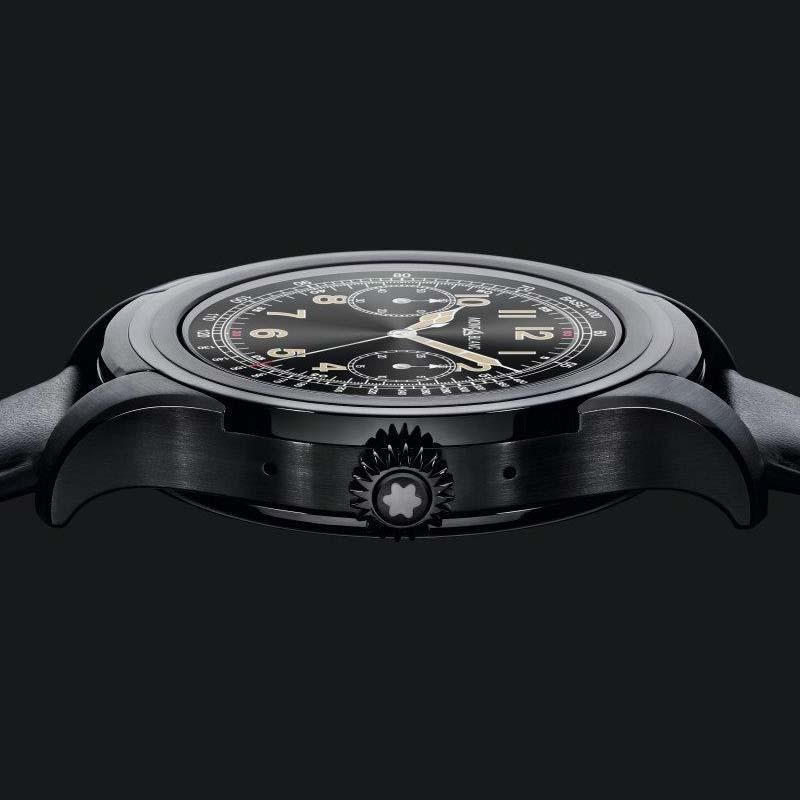 La Cote des Montres : Photo - Montblanc dévoile sa toute première montre connectée en collaboration avec Google