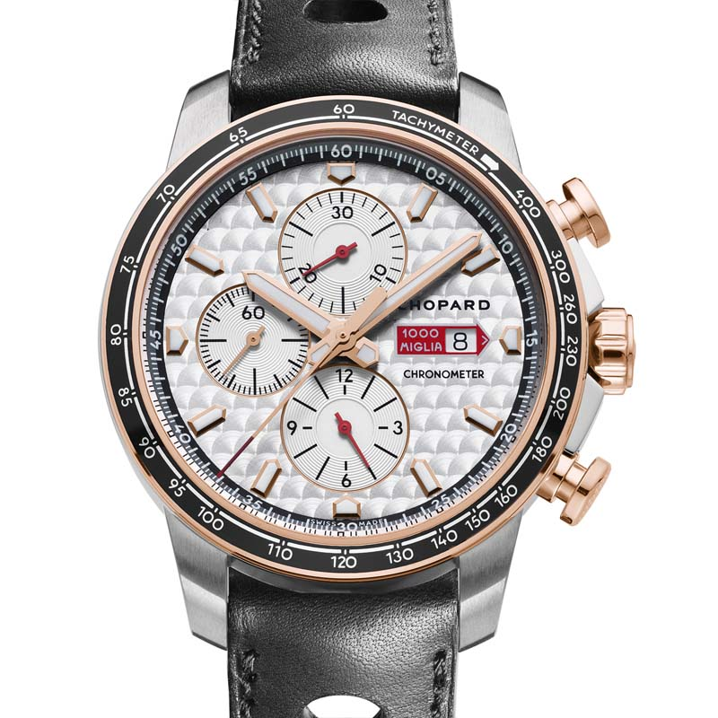 The Watch Quote: Photo - Chopard Mille Miglia 2017 Race Edition
