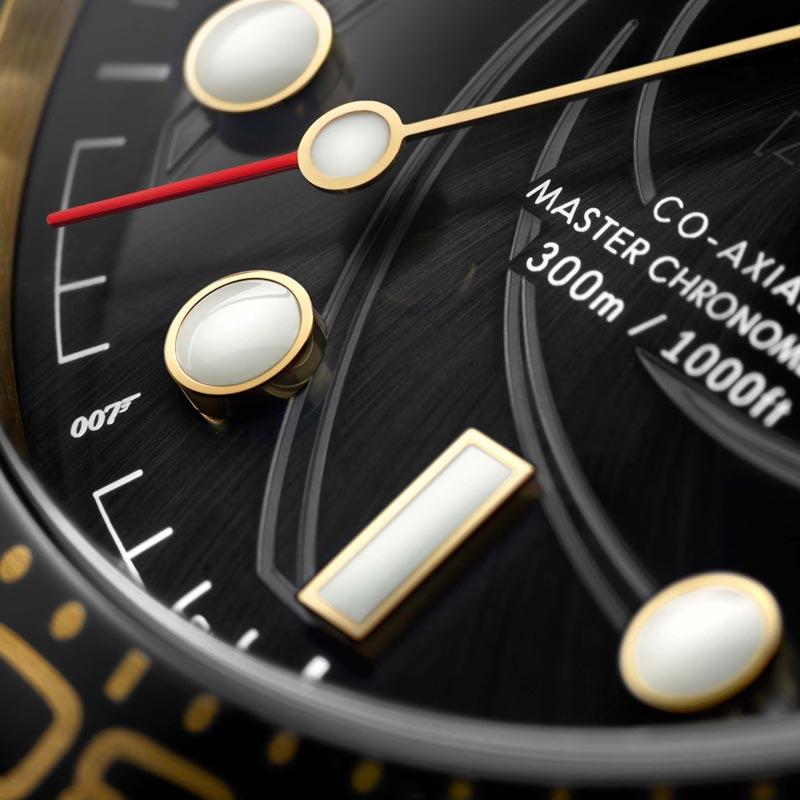 La Cote des Montres : Photo - OMEGA lance le Coffret «James Bond» en Édition Limitée