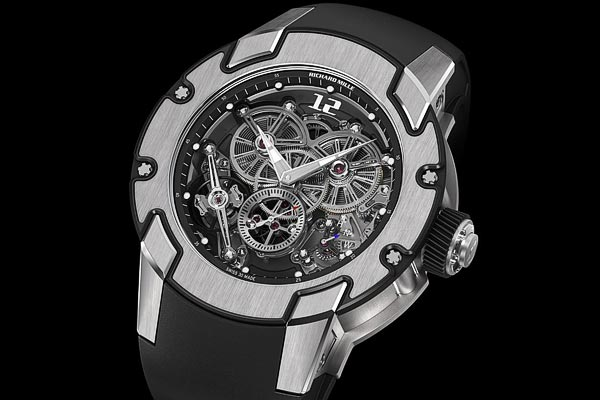The RM 031 and the Richard Mille High Performance Certificate