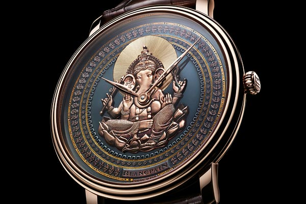 Blancpain and les M�tiers d�Art, Shakudō