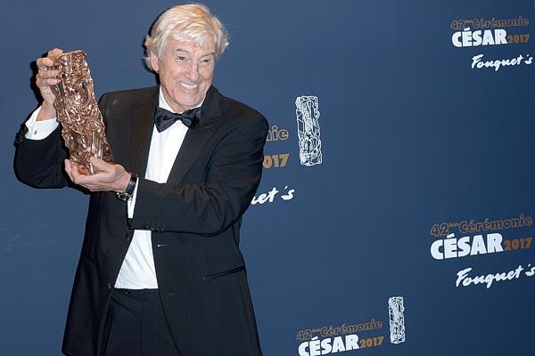 Les collections Montblanc à l'honneur lors des César du cinéma