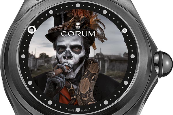 Corum Big Bubble Magical Vodoo Matt Barnes