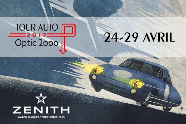 Zenith Tour Auto Optic 2ooo (24-30 avril 2017)