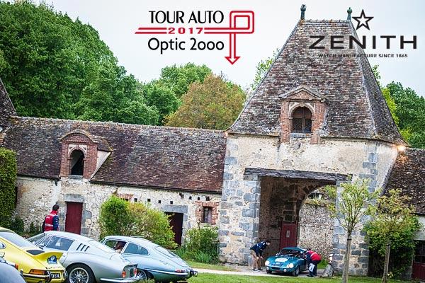 Zenith Tour Auto Optic 2000 – Étape 1 : Paris / Saint-Malo (25 avril)