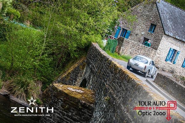 Zenith Tour Auto Optic 2000 – Étape 2 : Saint-Malo / Haute-Goulaine (26 avril)