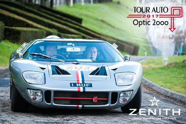 Zenith Tour Auto Optic 2000 � �tape 4 : Limoges - Toulouse (28 avril)