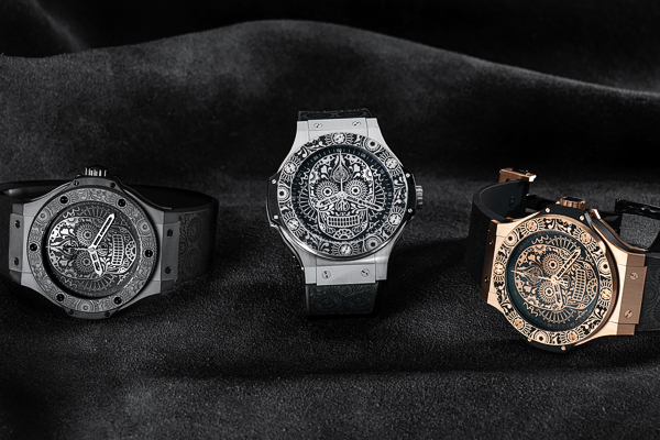 "Hublot Big Bang ""Calaveras"""