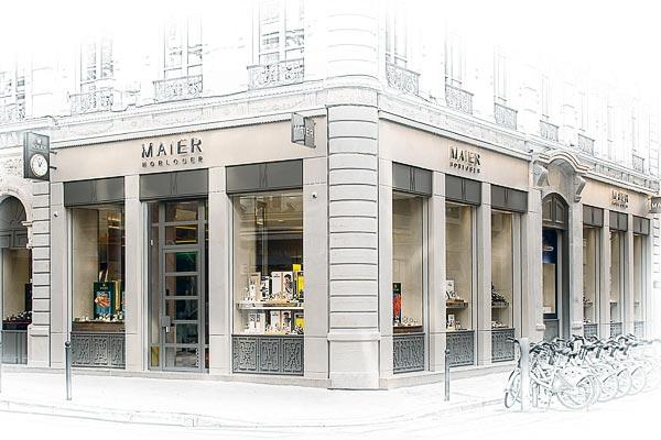 La maison MAIER ouvre une nouvelle boutique dédiée à l'horlogerie d'exception