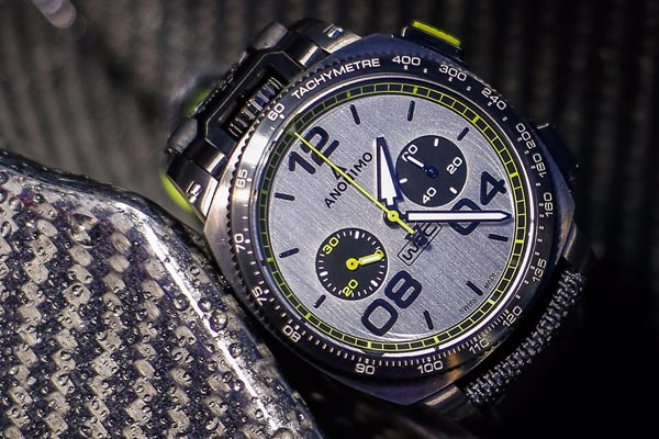 Anonimo becomes Official Timekeeper of WRC