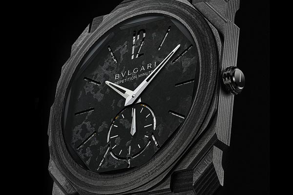 Bvlgari Octo Finissimo Minute Repeater Carbon