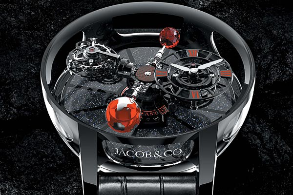 Jacob & Co. Astronomia Black Ceramic