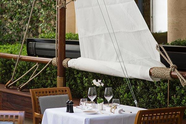 Le Panerai Yacht Club Fait escale sur la terrasse du Park Hyatt Paris - Vendôme