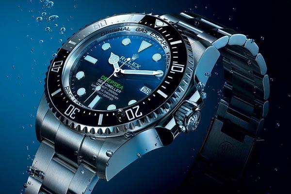 La nouvelle Rolex Deepsea