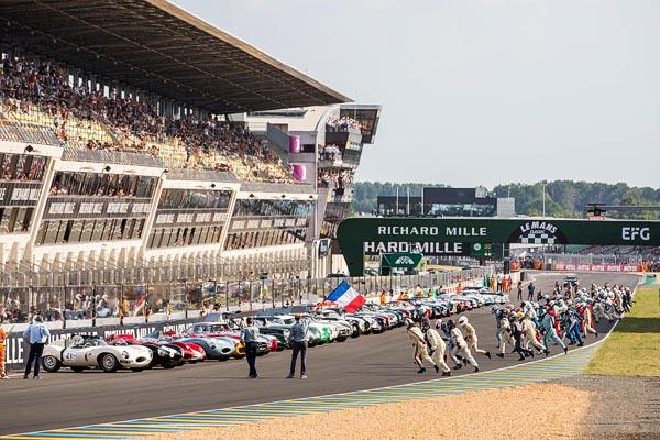 Le Mans Classic 2018, l'édition de tous les records