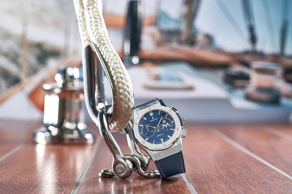 Hublot devient le chronométreur officiel de Porto Montenegro Marina and Yacht Club