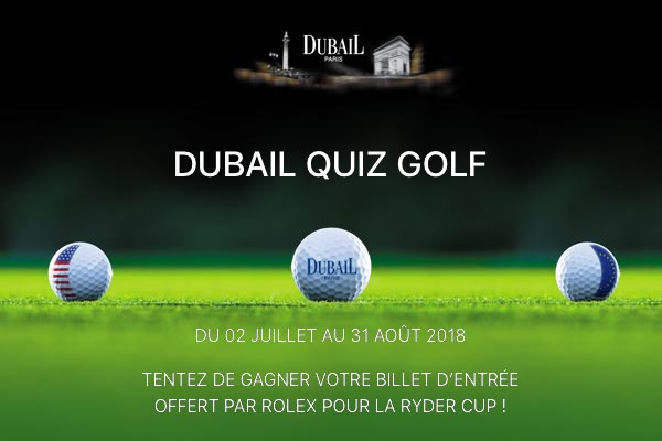 Dubail Quiz Golf