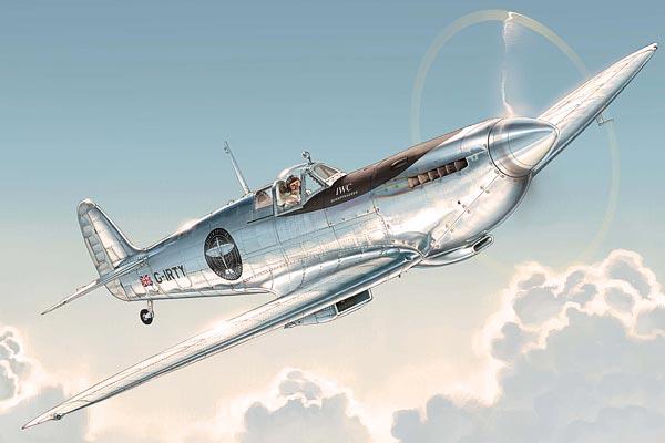 IWC Schaffhausen sponsorise le tour du monde du Silver Spitfire