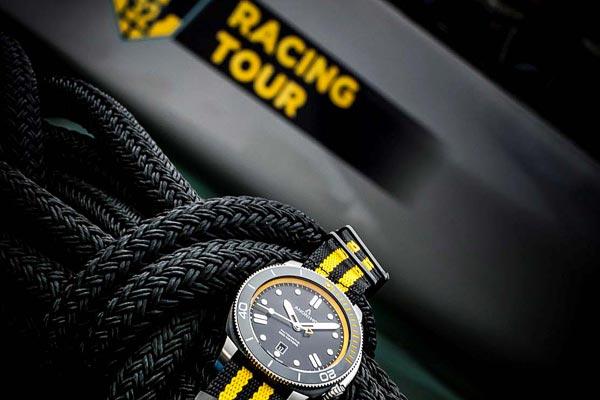 Anonimo Chronométreur officiel du GC32 Racing Tour 2018