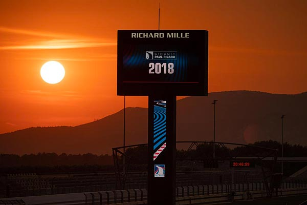 Richard Mille, official partner of the Circuit Paul Ricard