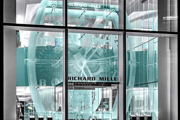 Richard Mille opens flagship boutique in New York City