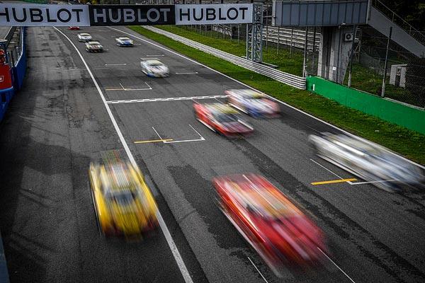 Finali Mondiali : Ferrari et Hublot célèbrent la fin de la saison des courses automobiles à Monza