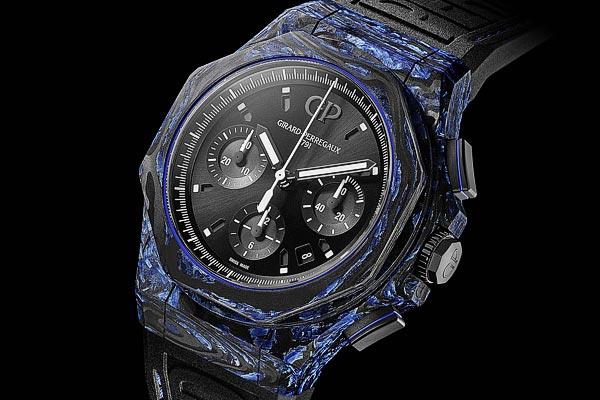 Girard-Perregaux Laureato Absolute Carbon Glass