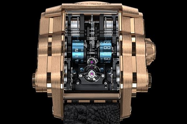 Rebellion Timepieces T2m Zenvo Automotive