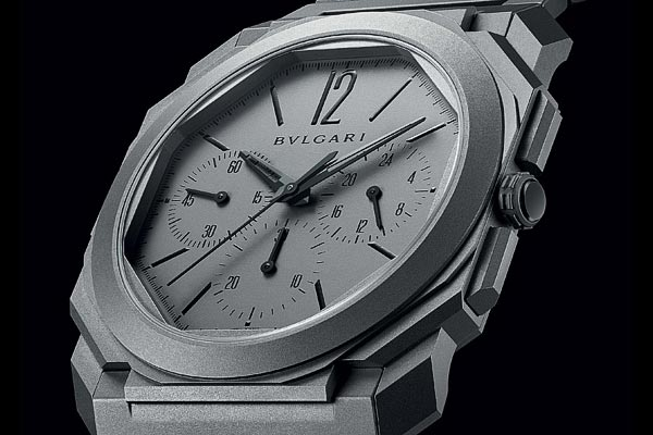 Prix de la montre chronographe : Bvlgari Octo Finissimo Chronographe GMT Automatique
