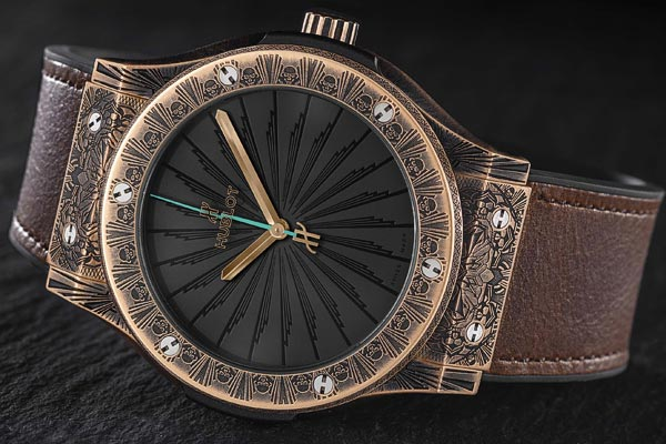 Hublot Classic Fusion Wild Customs