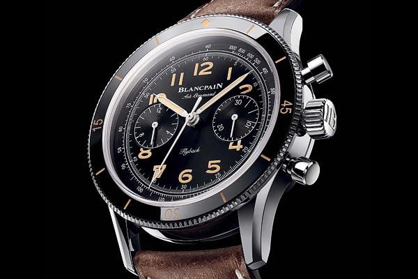 Le chronographe Blancpain Air Command