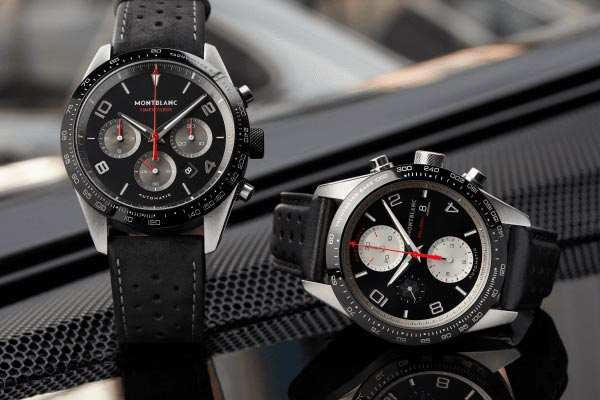 Montblanc, the Official Timing Partner of the Goodwood Festival of Speed