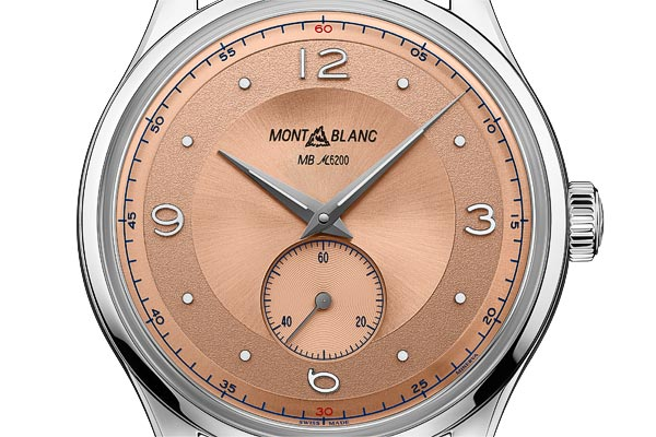 Montblanc Heritage Small Second Limited Edition 38
