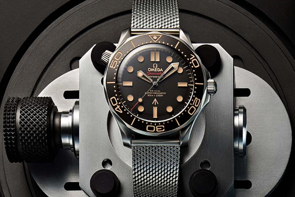 Omega et James Bond : lancement de la nouvelle montre Bond