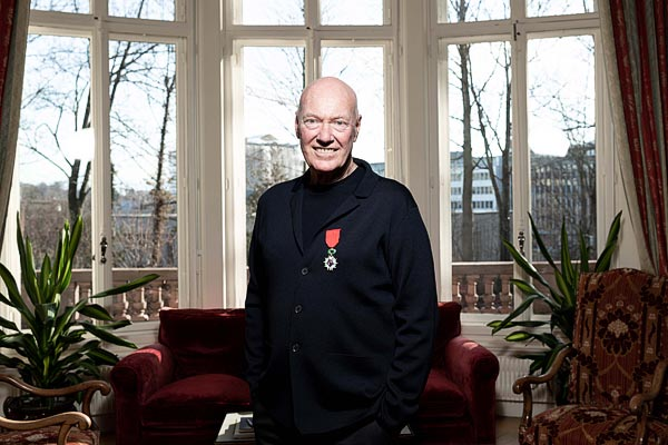 Jean-Claude Biver est décoré de la Légion d'honneur