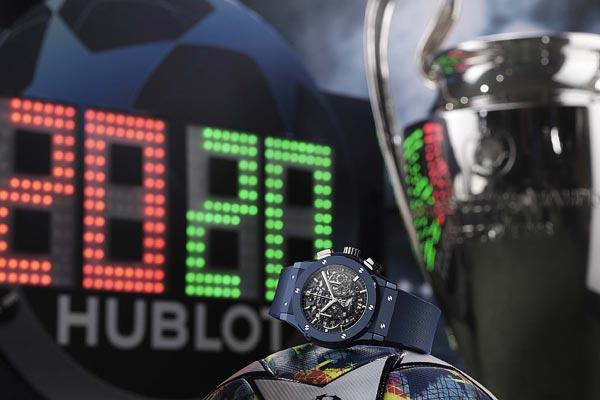 Hublot ClassicFusion Aerofusion Chronograph UEFA Champions League