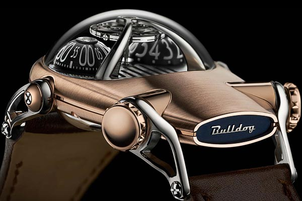 MB&F Horological Machine N°10 « Bulldog »