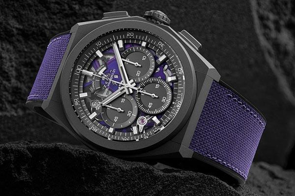 Zenith Defy21 Ultraviolet