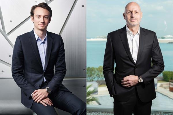 Frédéric Arnault est nommé Président-directeur général de TAG Heuer