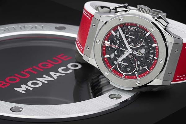 Hublot ClassicFusion Aerofusion Chronograph SpecialEdition « BoutiqueMonaco »