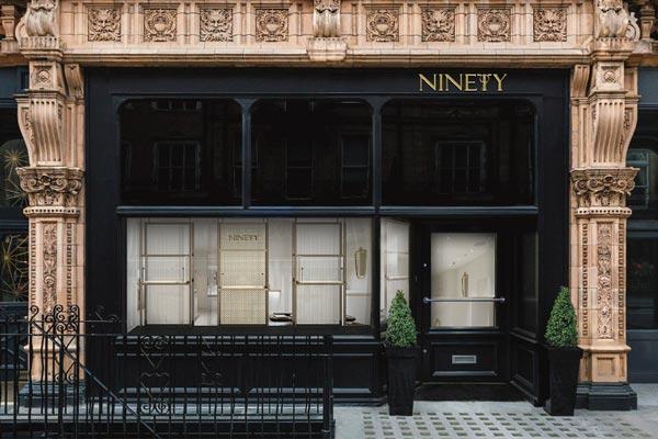 Ninety Mount Street revendeur officiel de montres de seconde main Richard Mille