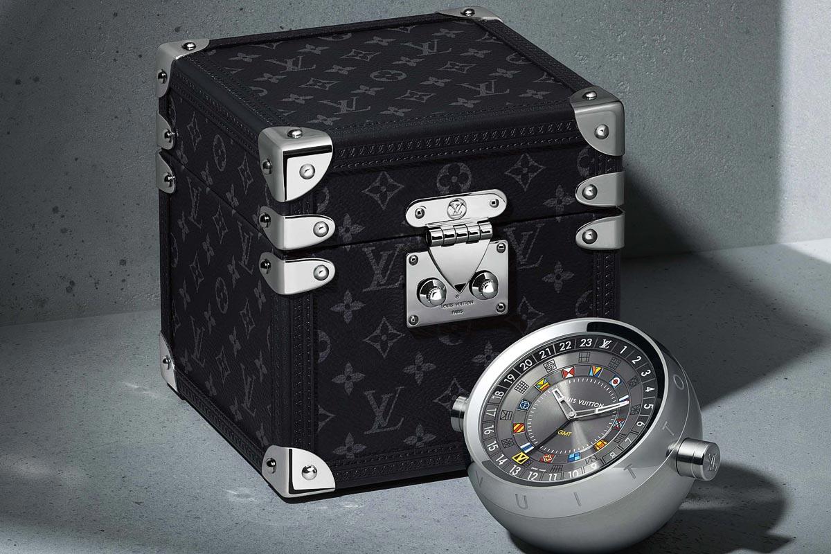 Louis Vuitton Malle pendulette
