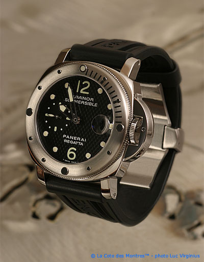Panerai Luminor Submersible 2004 Limited Edition