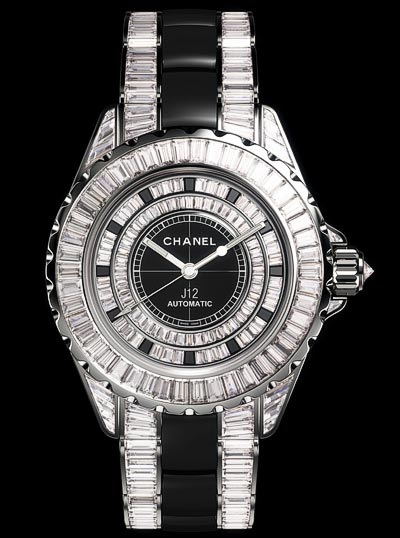 The Watch Quote Chanel J12 Haute Joaillerie Just Precious