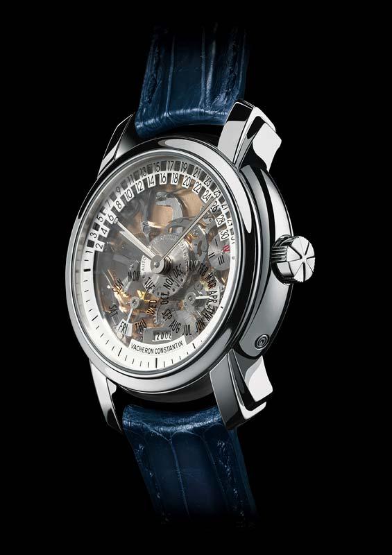 8d46cf2db1c The Watch Quote  Vacheron Constantin The platinum Malte perpetual ...