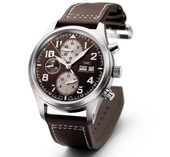 The Watch Quote: IWC Pilot's Watch Chrono-Automatic ...