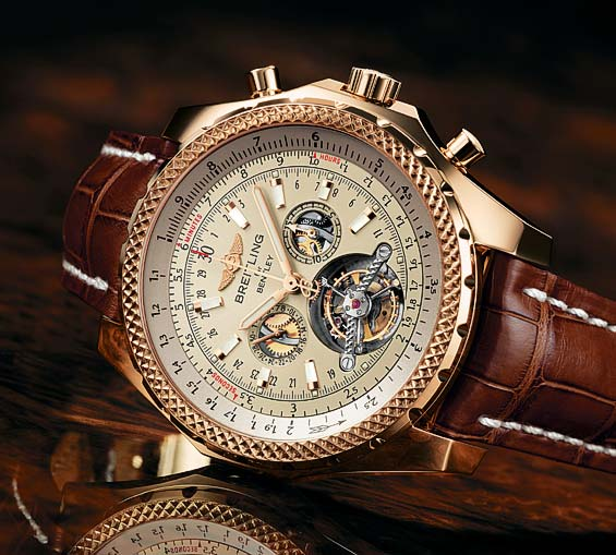 The Watch Quote: Breitling Mulliner For Bentley With