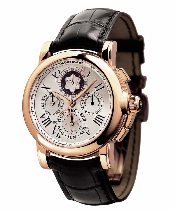 Montblanc star chronograph for Montblanc watches