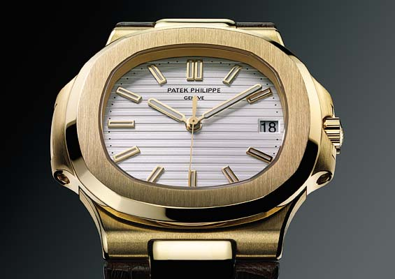 The Watch Quote: Patek Philippe Nautilus Grande Taille 5711