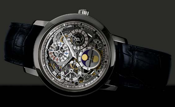0c303862fbe Only by bringing several traditional watch crafts together could such a  work of art be created. Using transparency and shimmering light to  transform a ...